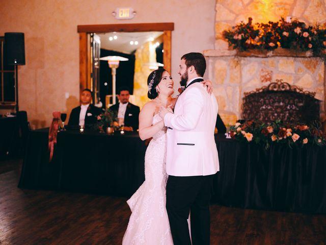 Lauren and Matt's Wedding in Magnolia, Texas 10