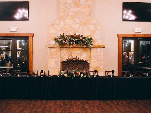Lauren and Matt's Wedding in Magnolia, Texas 14