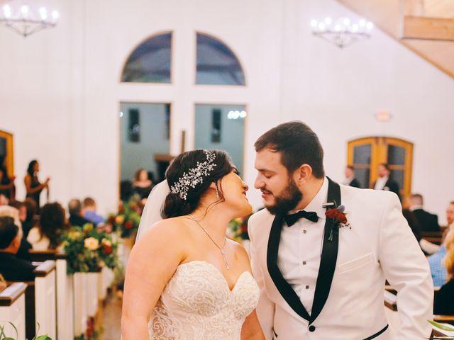 Lauren and Matt's Wedding in Magnolia, Texas 17