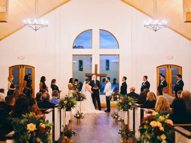 Lauren and Matt's Wedding in Magnolia, Texas 19
