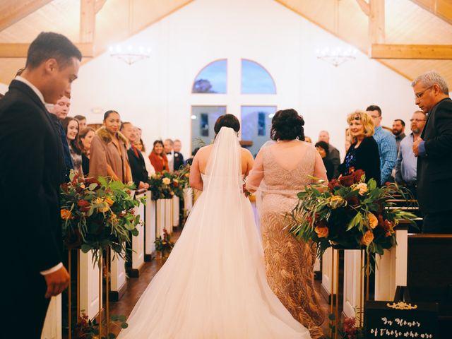 Lauren and Matt's Wedding in Magnolia, Texas 21