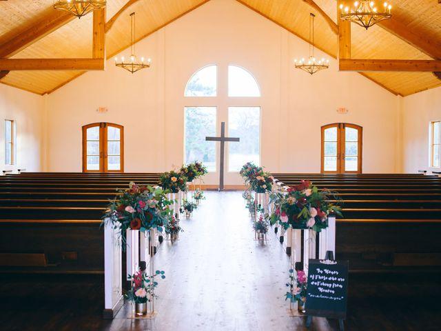 Lauren and Matt's Wedding in Magnolia, Texas 26