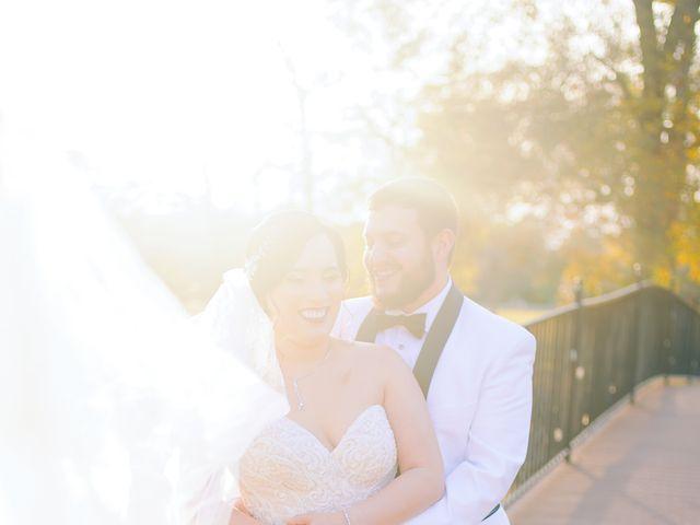Lauren and Matt's Wedding in Magnolia, Texas 27