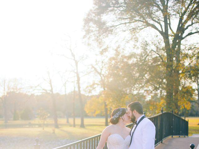 Lauren and Matt's Wedding in Magnolia, Texas 28