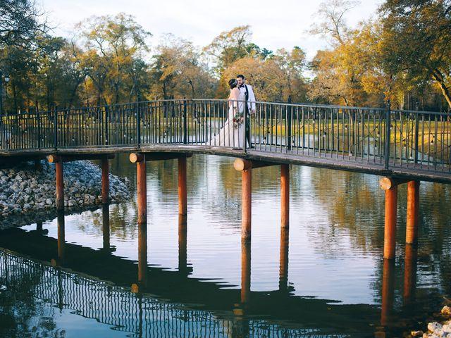 Lauren and Matt's Wedding in Magnolia, Texas 29