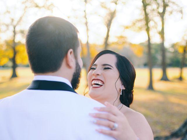 Lauren and Matt's Wedding in Magnolia, Texas 30