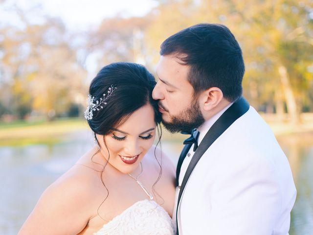 Lauren and Matt's Wedding in Magnolia, Texas 31