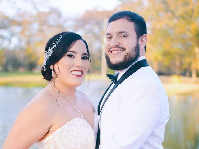 Lauren and Matt's Wedding in Magnolia, Texas 32
