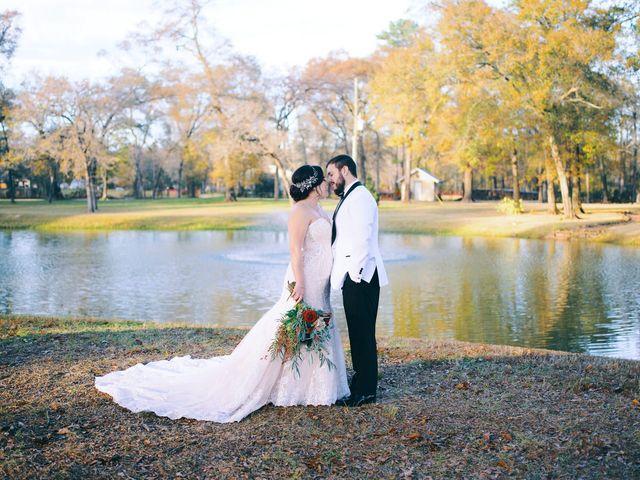 Lauren and Matt's Wedding in Magnolia, Texas 33