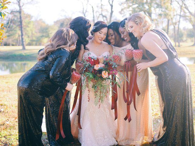 Lauren and Matt's Wedding in Magnolia, Texas 37