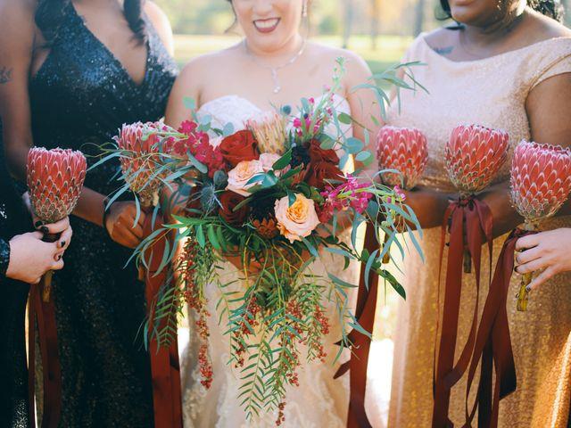 Lauren and Matt's Wedding in Magnolia, Texas 38