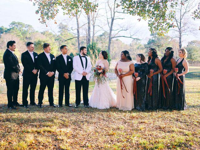 Lauren and Matt's Wedding in Magnolia, Texas 40