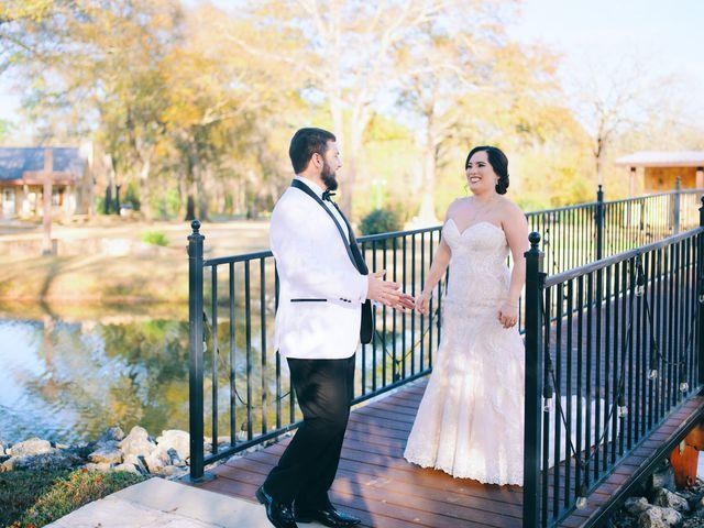 Lauren and Matt's Wedding in Magnolia, Texas 41