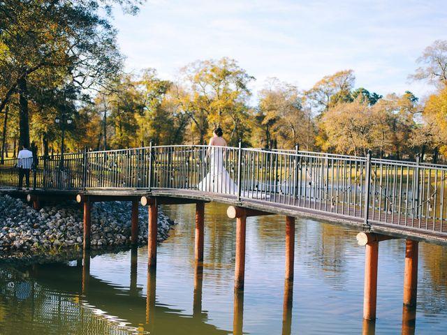 Lauren and Matt's Wedding in Magnolia, Texas 42