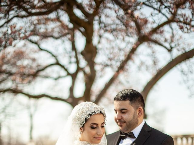 Mustafa and Reem's Wedding in Cleveland, Ohio 8