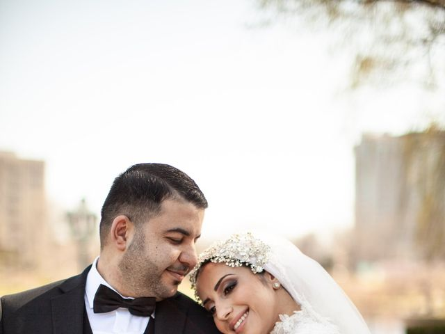 Mustafa and Reem's Wedding in Cleveland, Ohio 11