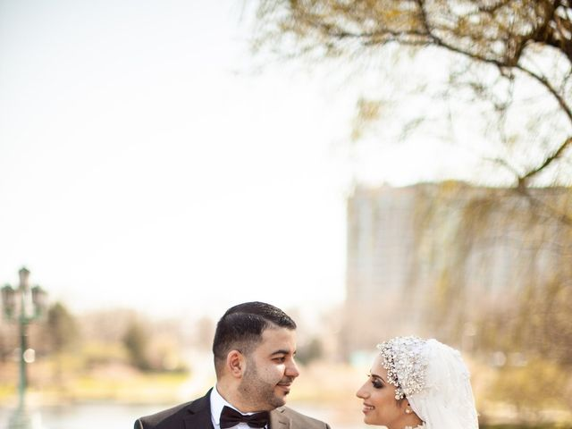 Mustafa and Reem's Wedding in Cleveland, Ohio 12