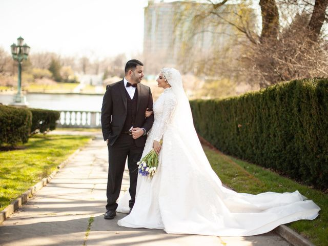 Mustafa and Reem's Wedding in Cleveland, Ohio 13