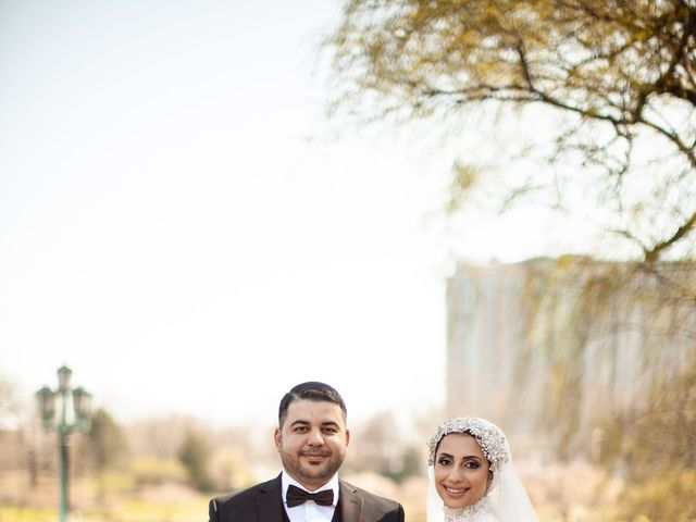 Mustafa and Reem's Wedding in Cleveland, Ohio 14
