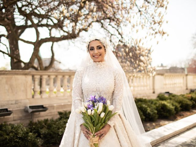 Mustafa and Reem's Wedding in Cleveland, Ohio 20