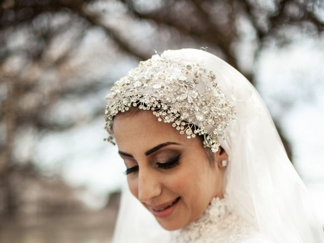 Mustafa and Reem's Wedding in Cleveland, Ohio 22