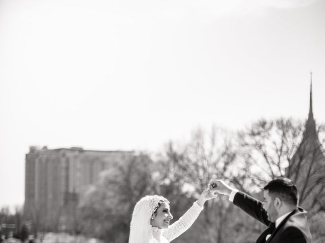 Mustafa and Reem's Wedding in Cleveland, Ohio 23