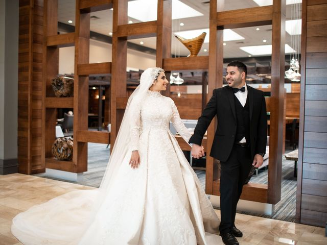 Mustafa and Reem's Wedding in Cleveland, Ohio 35