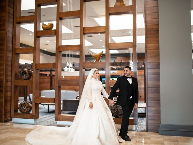 Mustafa and Reem's Wedding in Cleveland, Ohio 36