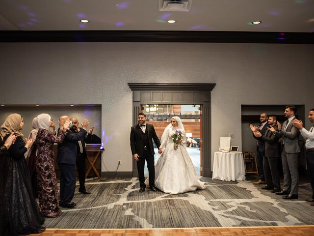Mustafa and Reem's Wedding in Cleveland, Ohio 47