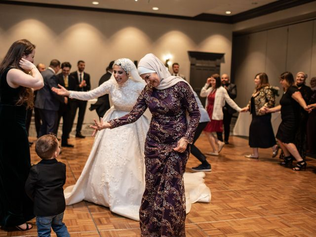 Mustafa and Reem's Wedding in Cleveland, Ohio 48
