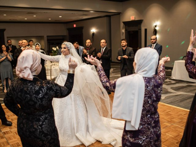 Mustafa and Reem's Wedding in Cleveland, Ohio 54