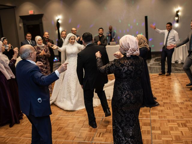 Mustafa and Reem's Wedding in Cleveland, Ohio 55