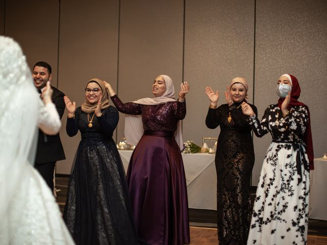 Mustafa and Reem's Wedding in Cleveland, Ohio 63