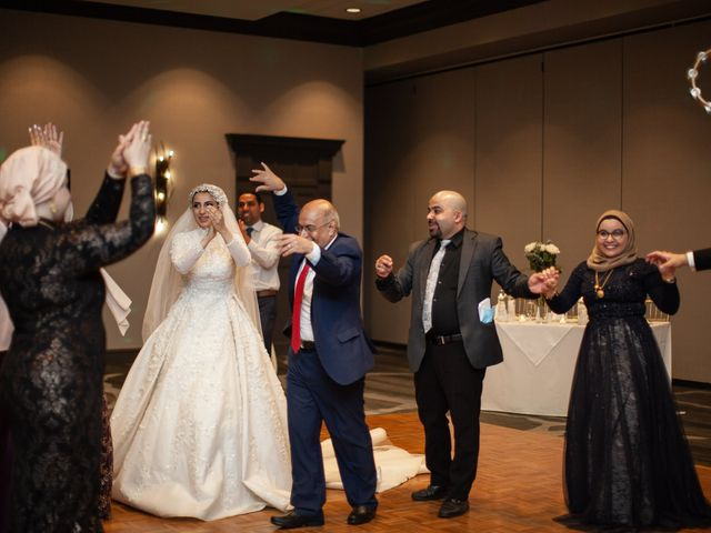 Mustafa and Reem's Wedding in Cleveland, Ohio 66