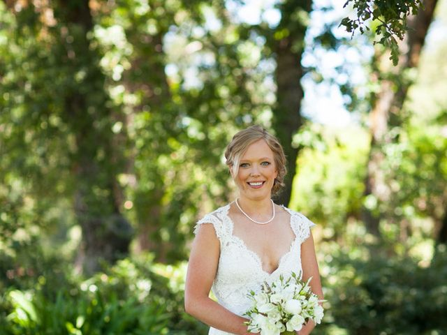 Jen and Egan's Wedding in Glen Ellen, California 2