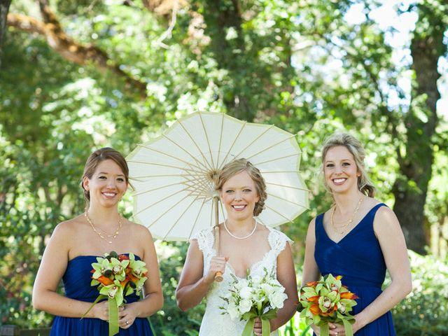 Jen and Egan's Wedding in Glen Ellen, California 5