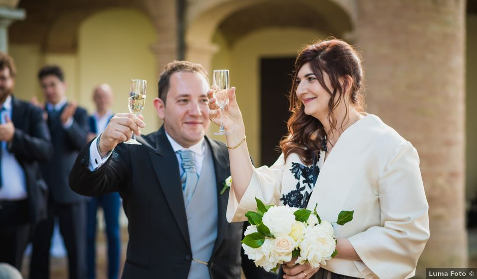 Emanuele and Silvia's Wedding in Milan, Italy