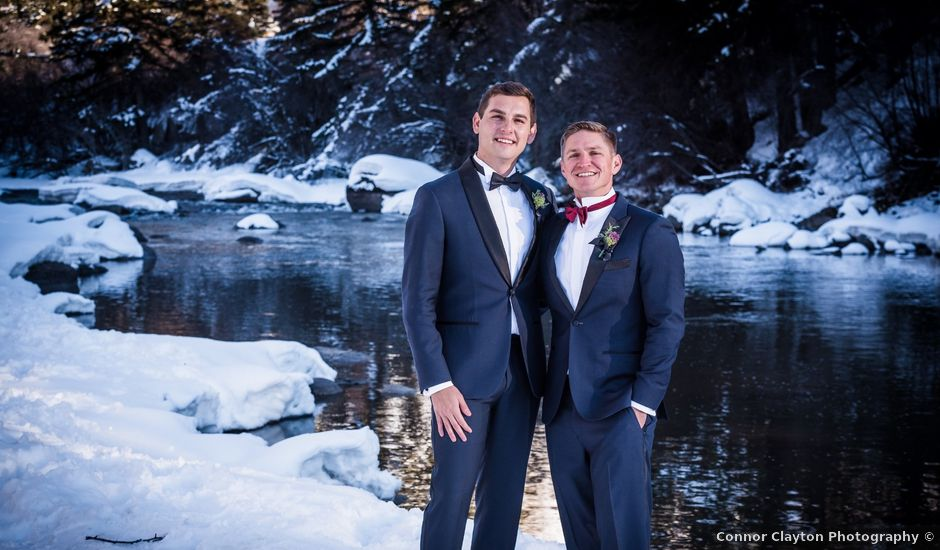 Maxwell and Jeff's Wedding in Vail, Colorado