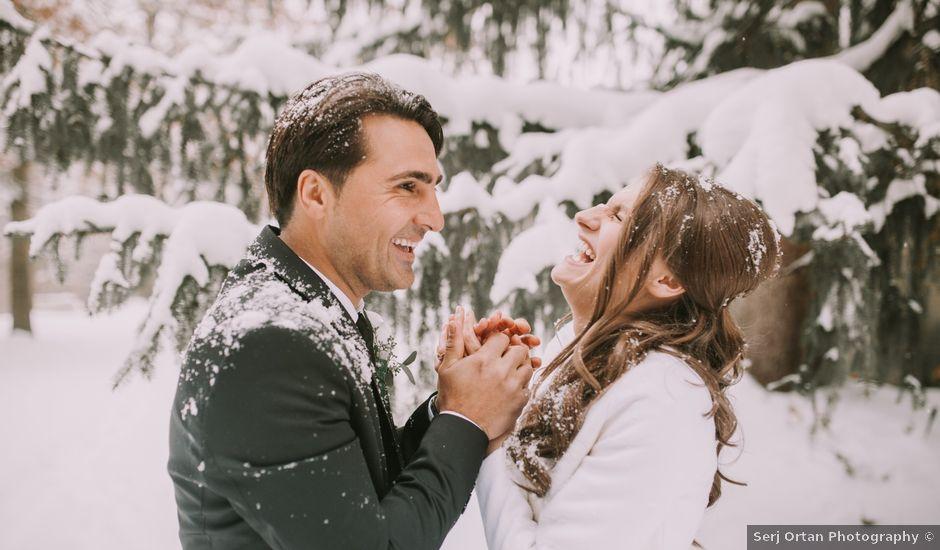 Ionel and Alexandra's Wedding in Detroit, Michigan
