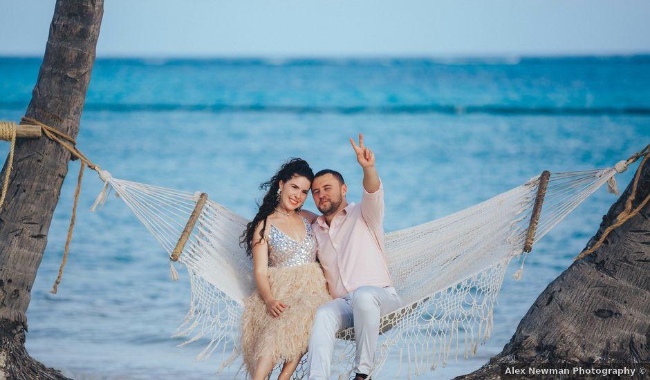 Anna and Alex's Wedding in Punta Cana, Dominican Republic