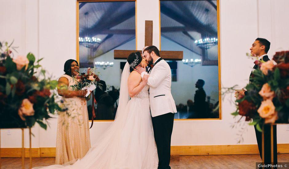 Lauren and Matt's Wedding in Magnolia, Texas