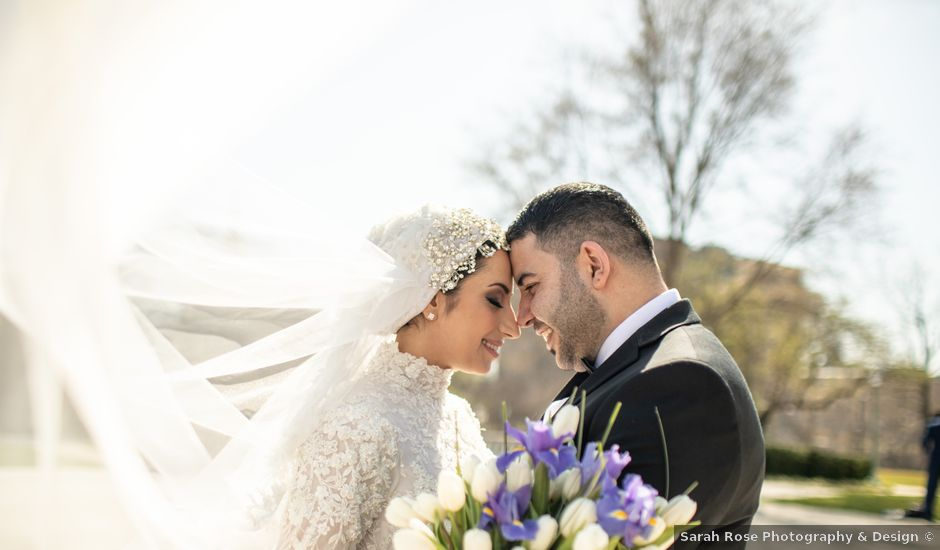 Mustafa and Reem's Wedding in Cleveland, Ohio