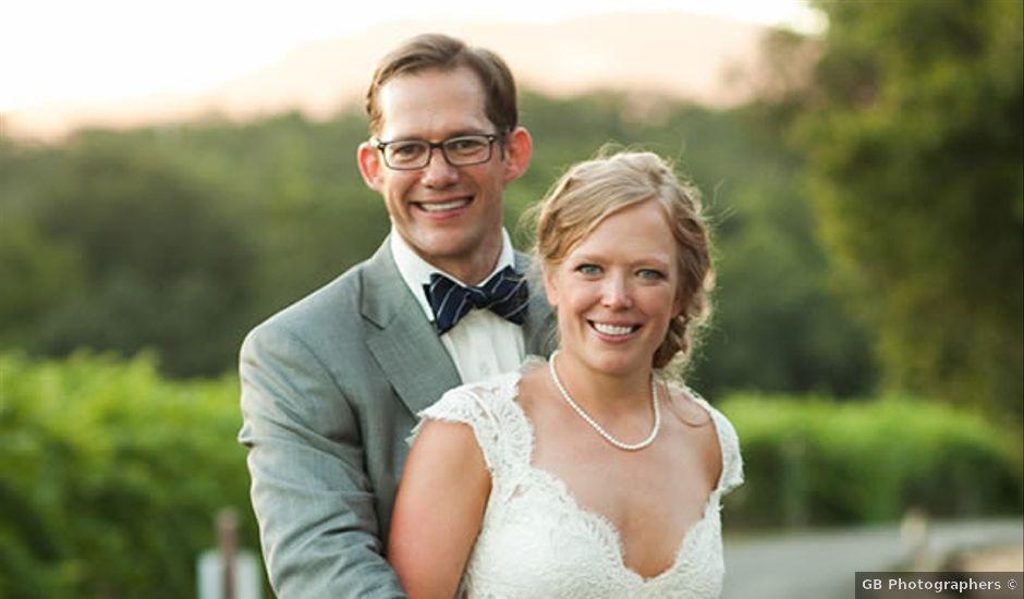 Jen and Egan's Wedding in Glen Ellen, California