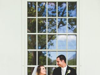 The wedding of Will and Chelsea