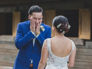 The wedding of Kimberly and Miguel 2