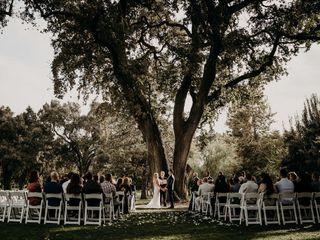 The wedding of Katrina and Jose 2
