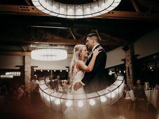 The wedding of Katrina and Jose