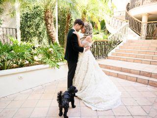 The wedding of Erika and Tyler 3