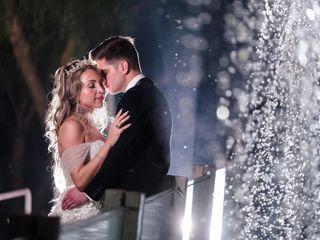 The wedding of Erika and Tyler
