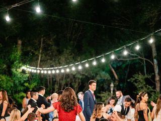 The wedding of Jennifer and Brandon 1
